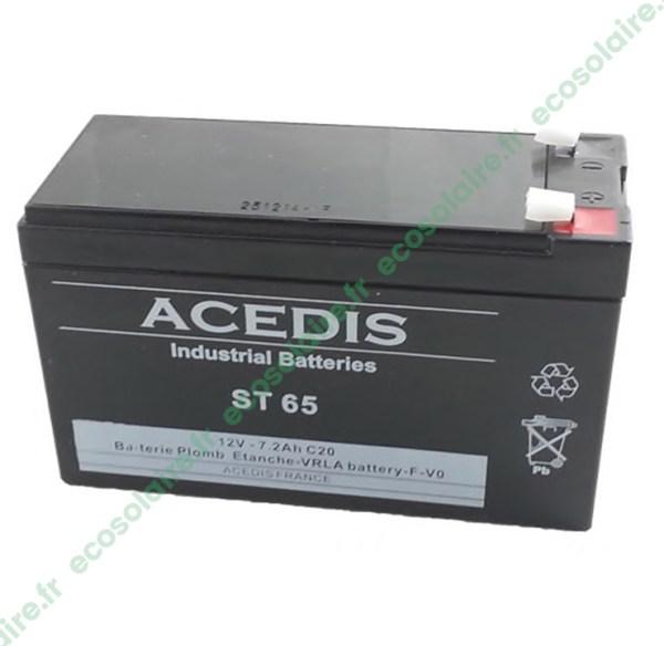 Batterie étanche AGM ST65