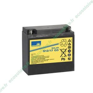 Batterie Sonnenschein Solar S12/17