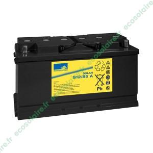 Batterie Sonnenschein Solar S12/85