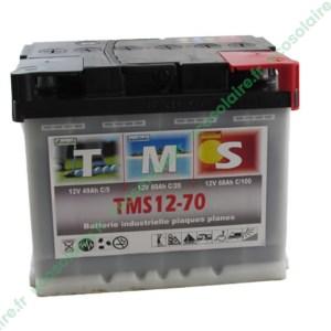 Batterie solaire TMS12-70