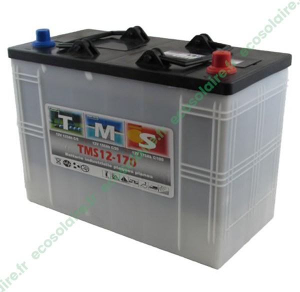 Batterie solaire TMS12-170