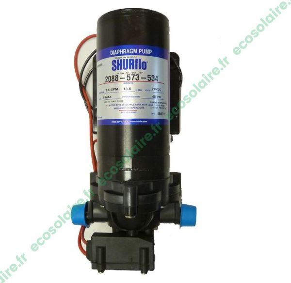 pompe de surface premium etanche