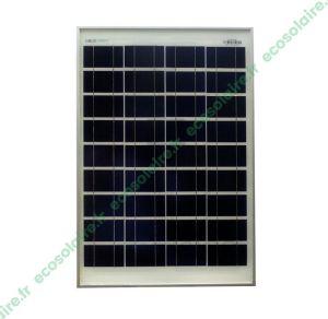 panneau solaire 20Wc