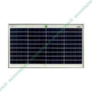 panneau solaire 30Wc