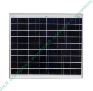 panneau solaire 50Wc