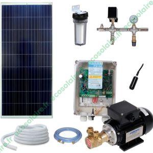 kit pompe solaire de surface PS150 BOOST-240 160W