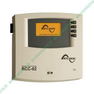 Commande à distance RCC-02