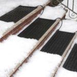 riscaldamento elettrico esterno