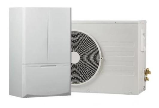 pompa di calore ibrida
