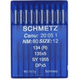 Schmetz 134 (R) 80/12