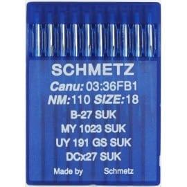 Schmetz B-27 110/18 SUK