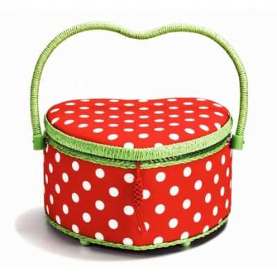 Costurero Heart Dots