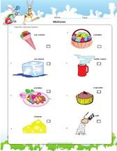 Mixtures Science Activities Worksheets Amp Games