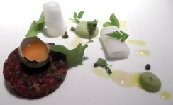 Dieta ancestral - Steak tartare