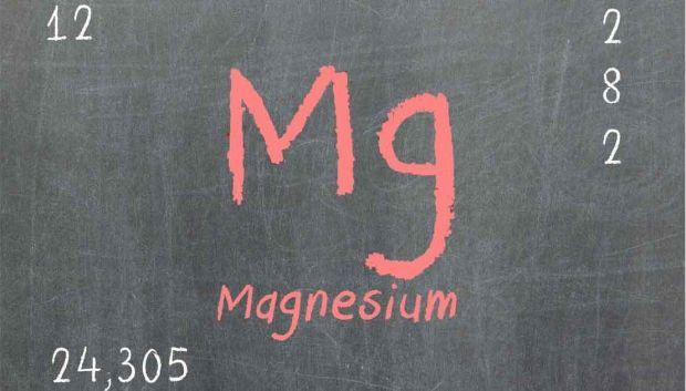 Símbolo del magnesio