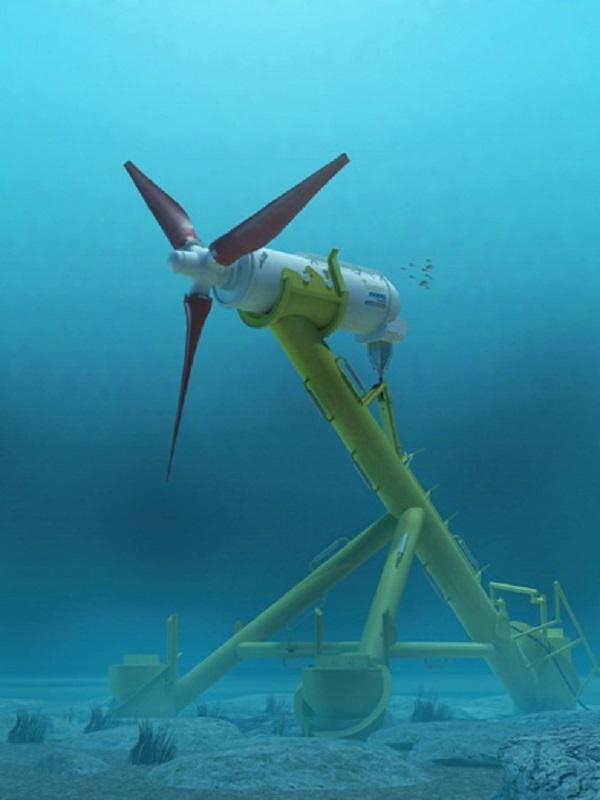 El mar es una fuente inagotable de energía