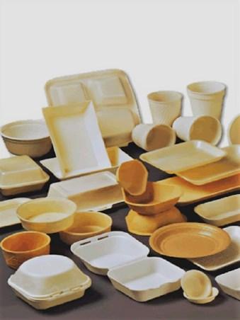 La pesadilla de los envases desechables para comida rápida