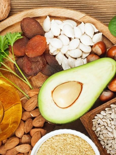 Vitamina E, todo son ventajas