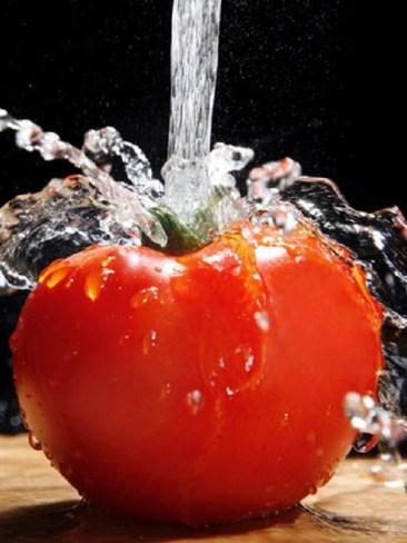 La producción de alimentos a nivel mundial contribuye a la huella hídrica en un 70%