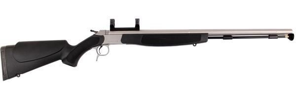 fusil a poudre noir optima v2