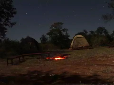 The Stanley & Livingstone Private Game Reserve Camping