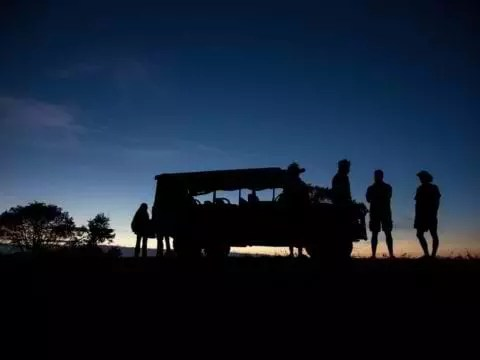 Borana Conservancy Sunset