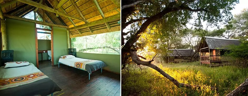 Kruger Park Makuleke Camp EcoTraining Accommodation