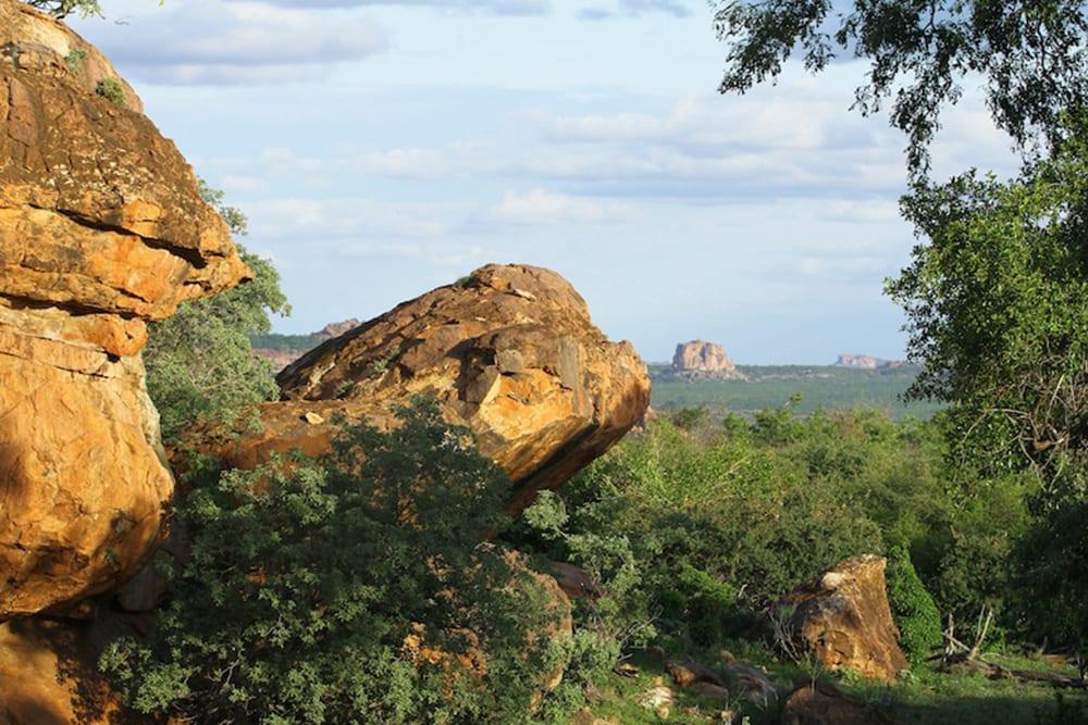 Mashatu Camp Botswana EcoTraining Landscape 2