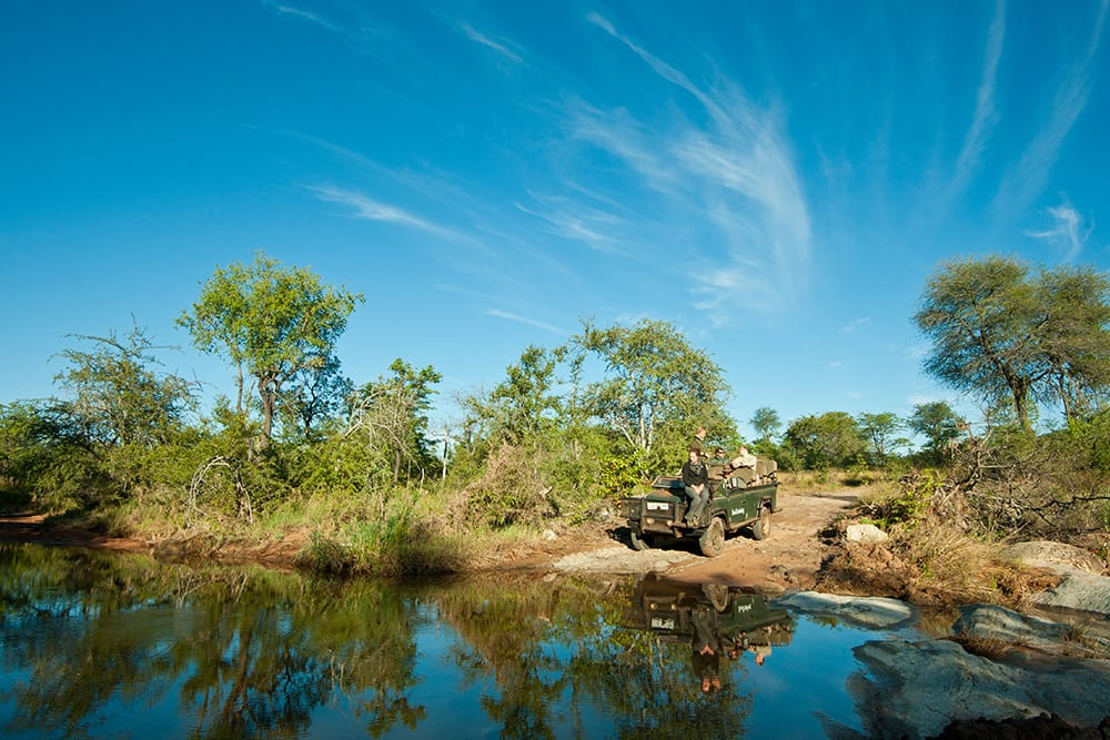 Selati Camp EcoTraining Camp Game Drive