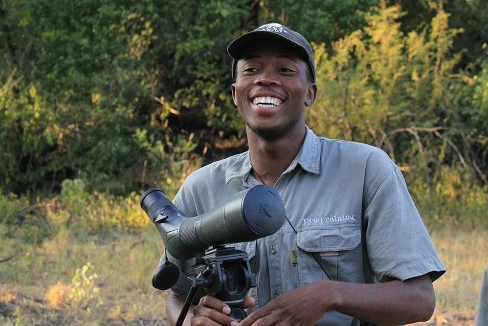 Birding in the Bush