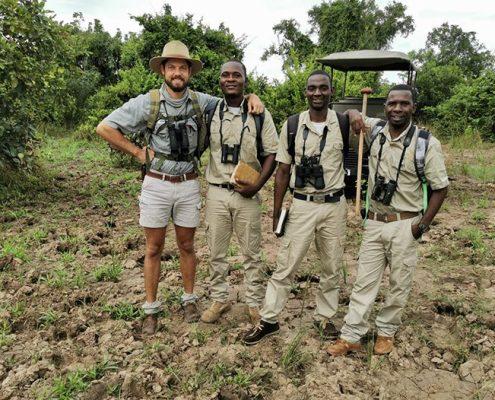Zambia Onsite guide Training - Ecotraining