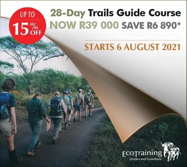 EcoTraining Trails Guide (FGASA) - Ecotraining