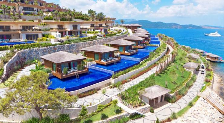 Image result for Sianji Bodrum Well-Being Resort