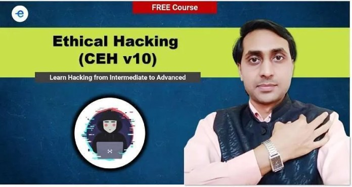 Learn Ethical Hacking CEH v10 Free Course
