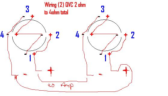 qvcs wiring ohm diagram help  ecoustics