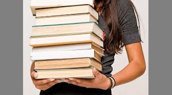 Les livres de référence de l'élève ébéniste