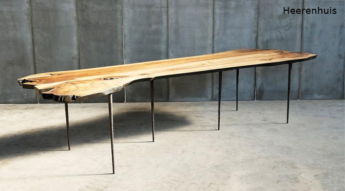 Tendances mobilier bois : du style nature sauvage au néo-baroque