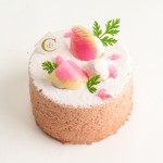Le gateau Sakura de la Pâtisserie Ciel
