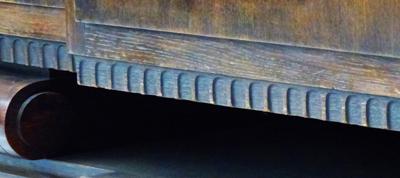 decoration cannelures art-deco musee des annees 30 ecoutelebois