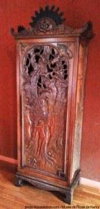 meuble-sculpté-art-nouveau-musée-école-nancy ecoutelebois
