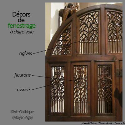 mobilier-gothique-fenestrage