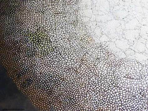 pierre legrain coquille d'oeuf guéridon 1923 ecoutelebois