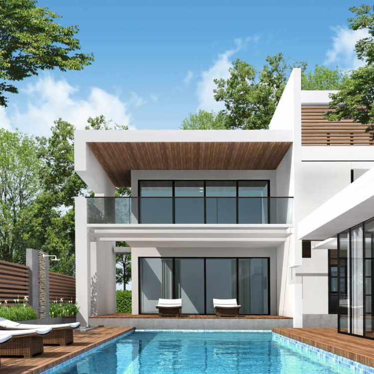 5 favourite villas worldwide