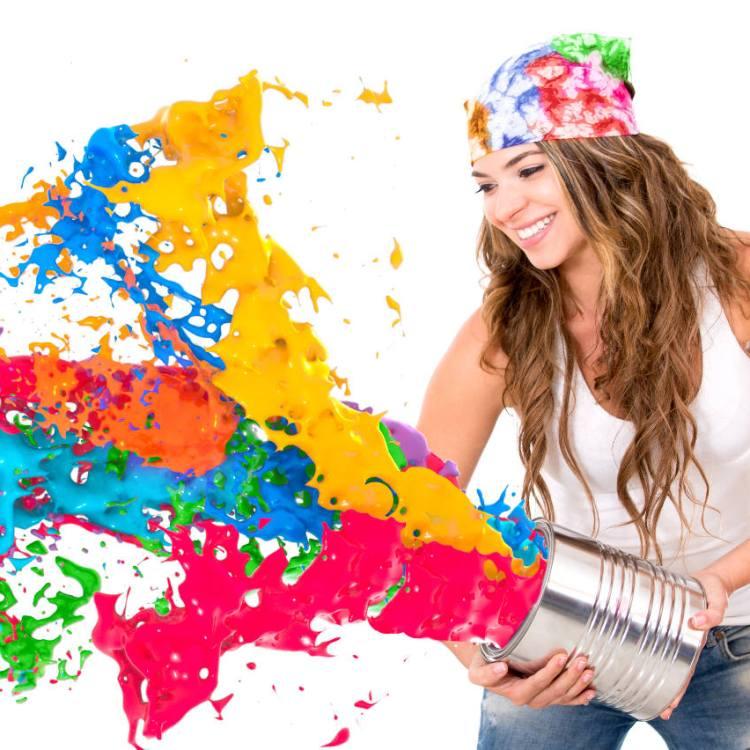Sustainable paints Spain