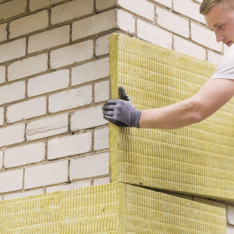 Building insulation Spain