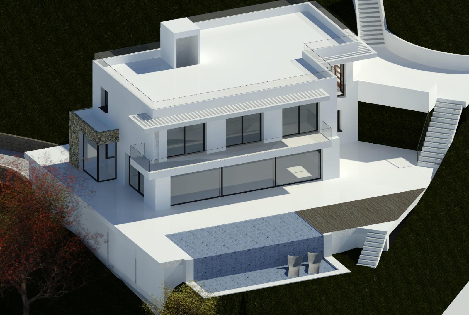 Villa design from a Marbella architect