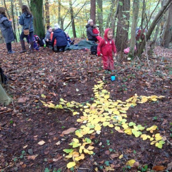EcoWild children's outdoor group