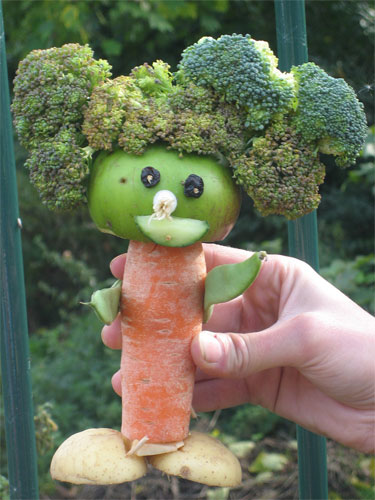 Veggie Monster!