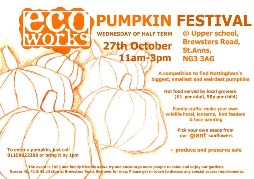 pumpkin festival!