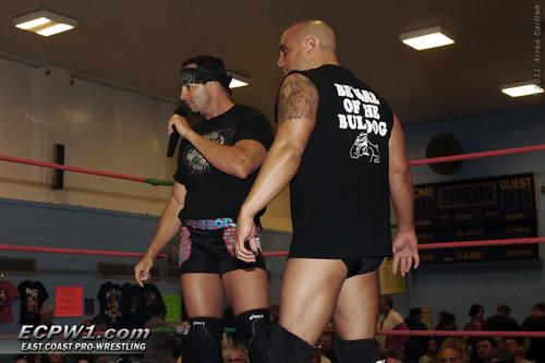 Chavo Guerrero Jr., Tony Biella